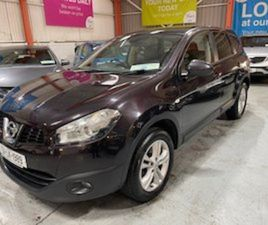 NISSAN QASHQAI +2 7-SEATER SOLD SOLD SOLD FOR SALE IN CORK FOR € ON DONEDEAL
