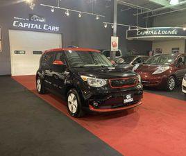 2016 KIA SOUL EV EV / LUXURY / NAVI / BACK UP CAMERA / BLUETOOTH | CARS & TRUCKS | CITY OF