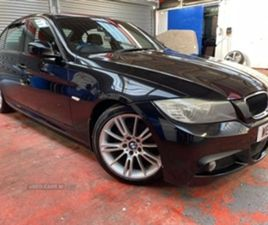 USED 2009 BMW 3 SERIES M SPORT SALOON 125,000 MILES IN METALLIC FOR SALE   CARSITE