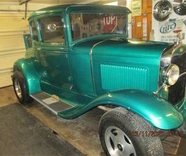 FOR SALE: 1930 FORD STREET ROD IN CADILLAC, MICHIGAN