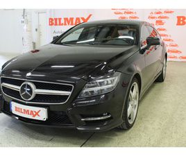 MERCEDES-BENZ CLS 350CDI BLUEEFFICIENCY 4-MATIC SHOOTING-BRAKE PLUS *NELIVETO*AMG-SPORT**N