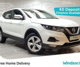 NISSAN QASHQAI ACENTA PREMIUM 1.3 DIG-T 160 START FOR SALE IN DUBLIN FOR €26,495 ON DONEDE