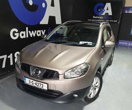 NISSAN QASHQAI +2 N-TEC MODEL WITH PANORAMIC ROOF FOR SALE IN GALWAY FOR €7,450 ON DONEDEA