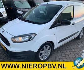 FORD TRANSIT CONNECT AIRCO