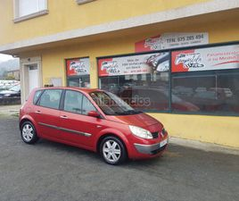 RENAULT - SCENIC CONFORT EXPRESSION 1.5DCI80