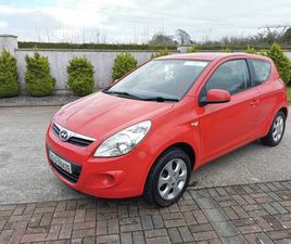 HYUNDAI I20, 2009 NCT 01/22 FOR SALE IN DUBLIN FOR €4,500 ON DONEDEAL