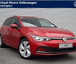 VOLKSWAGEN GOLF STYLE 2.0TDI 115HP FOR SALE IN OFFALY FOR €36,658 ON DONEDEAL