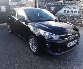 2018 KIA RIO 3 ISG T-GDI VERY LOW MILES FOR SALE IN DUBLIN FOR €13,550 ON DONEDEAL