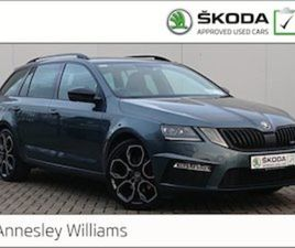 SKODA OCTAVIA COMBI VRS 2.0TDI 184BHP W/ CHALLENG FOR SALE IN DUBLIN FOR €26950 ON DONEDEA