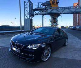 BMW 640 6 GRAN COUPE INDIVIDUAL