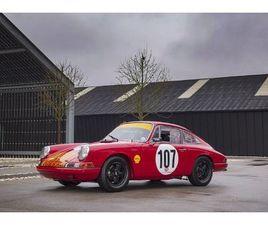 1965 PORSCHE 911 - SWB RACE CAR - 'THE WORLDS MOST FAMOUS 2.0L PORSCHE'