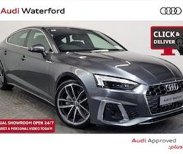 AUDI A5 SPORTBACK 40TDI S-LINE 204BHP S-TRONIC FOR SALE IN WATERFORD FOR €60777 ON DONEDEA