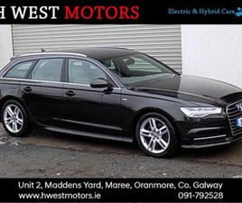 2016 AUDI A6 2.0 TDI 190 BHP ULTRA S LINE ESTATE FOR SALE IN GALWAY FOR €24,950 ON DONEDEA