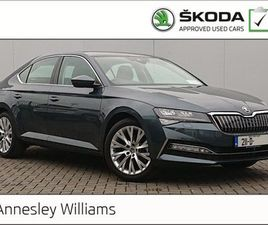 SKODA SUPERB STYLE 1.4TSI 218BHP IV PHEV FOR SALE IN DUBLIN FOR €39,950 ON DONEDEAL