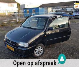 SEAT AROSA 1.4I/AUTOMAAT/RIJD GOED/APK05-02-2022/INRUIL MOG!!!