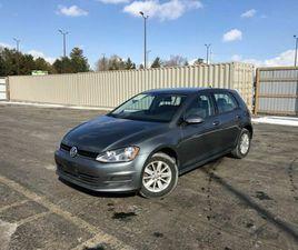 2017 VW GOLF TRENDLINE   CARS & TRUCKS   HAMILTON   KIJIJI
