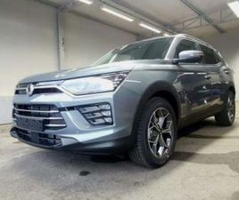 SSANGYONG 1.6 DIESEL AWD ICON - AUTO USATE - QUATTRORUOTE.IT - AUTO USATE - QUATTRORUOTE.I