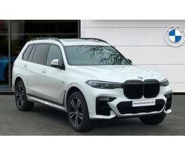 BMW X7 X7 XDRIVE30D M SPORT
