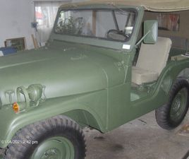 CANADIAN MILITARY WILLY'S M38A1 | CARS & TRUCKS | CITY OF MONTRÉAL | KIJIJI