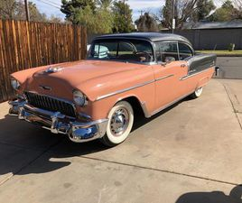 FOR SALE: 1955 CHEVROLET BEL AIR IN CHANDLER, ARIZONA