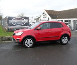 SSANGYONG KORANDO 2.2TD (178PS) (4WD) EX STATION WAGON 5D 2157CC - QUALITY USED CARS OF HE