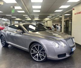 BENTLEY GT 6.0 TWIN TURBO FOR SALE IN DUBLIN FOR €39900 ON DONEDEAL