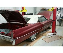 WANTED 1963 / 1964 CADILLAC DEVILLE CONVERTIBLE PARTS OR CAR   CLASSIC CARS   CITY OF TORO