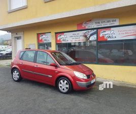 RENAULT SCENIC CONFORT EXPRESSION 1.5DCI80