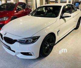 BMW SERIE 4 CABRIO 420D