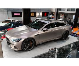 MERCEDES AMG GT S 4.0 V8 63 4MATIC+ IMMAT FRANCE + ECO TAXE PAYEE