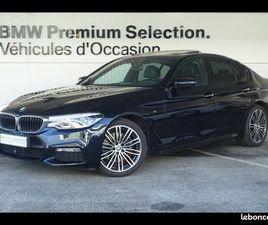 BMW SERIE 5 530DA XDRIVE 265CH M SPORT STEPTRONIC EURO6D-T