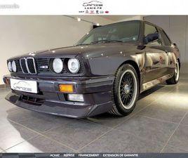 BMW SÉRIE 3 M3 E30 2.3 EDITION JOHNNY CECOTTO