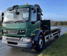 2011 DAF LF 55 18 TON FOR SALE IN KILDARE FOR €21500 ON DONEDEAL