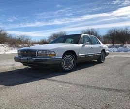 FOR SALE: 1993 BUICK PARK AVENUE IN CADILLAC, MICHIGAN