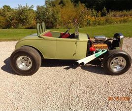 FOR SALE: 1930 FORD HOT ROD IN CADILLAC, MICHIGAN