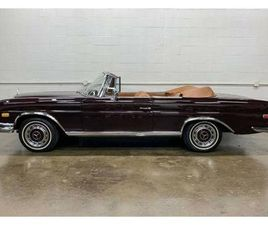 FOR SALE: 1967 MERCEDES-BENZ 300SE IN CADILLAC, MICHIGAN