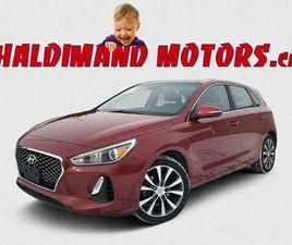 2018 HYUNDAI ELANTRA GT GLS | CARS & TRUCKS | HAMILTON | KIJIJI