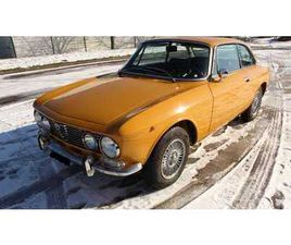 ALFA ROMÉO GT VÉLOCE 2000 BERTONE DE 1973 À VENDRE