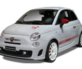 ABARTH 500 1.4 16V T-JET 595 SECUENCIAL 103 KW (140 CV)
