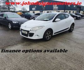 RENAULT MEGANE/// 1.5 DCI /// 5 SEAT COUPE/// FOR SALE IN LONGFORD FOR €5250 ON DONEDEAL
