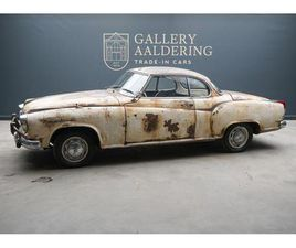 BORGWARD ISABELLA COUPÉ VERY WELL MAINTAINED CAR (1963)