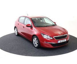 PEUGEOT 308 ACTIVE 1.6 BLUE HDI 100 BHP FOR SALE IN SLIGO FOR €12,950 ON DONEDEAL