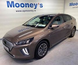 HYUNDAI IONIQ ELECTRIC PREMIUM WITH 315 KMS RANGE FOR SALE IN DUBLIN FOR €32,995 ON DONEDE