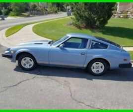 1980 DATSUN Z-SERIES 280ZX GL - ONE OWNER NUMBERS MATCHING