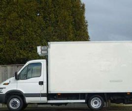 IVECO DAILY 40/35C13 2.8 HPI CARRIER TIEFKÜHLUNG AHK