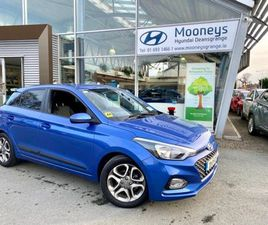 HYUNDAI I20 DELUXE PLUS 5DR FOR SALE IN DUBLIN FOR €17,995 ON DONEDEAL
