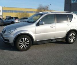 SSANGYONG 2.0 XDI 4WD A/T TOP - AUTO USATE - QUATTRORUOTE.IT - AUTO USATE - QUATTRORUOTE.I