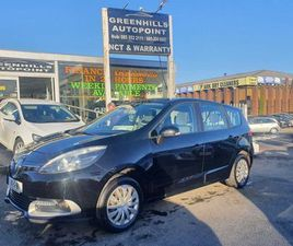 RENAULT GRAND SCENIC, 2014 FOR SALE IN DUBLIN FOR €8,995 ON DONEDEAL
