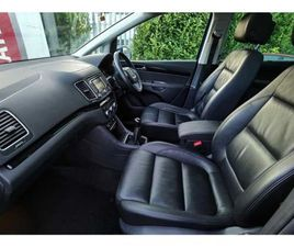 VOLKSWAGEN SHARAN CLICK COLLECT/DELIVER SE LUX FOR SALE IN DUBLIN FOR €19,900 ON DONEDEAL