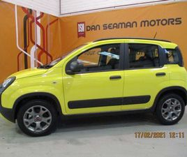 FIAT PANDA 1.0 MHEV 70HP CITY CROSS-2021 NEW MODE FOR SALE IN CORK FOR €16,755 ON DONEDEAL